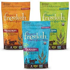 Freekeh Foods - Best Snacks for Weight Loss - Health Mobile - Looks interesting