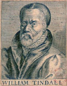 William Tyndale's translation of the Bible has probably the most pervasive influence on the English language and culture than anything else.  It is largely incorporated into the King James Bible as well.