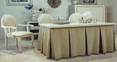 ¿Tienes ya puesta la #MesaCamilla en casa? No subestimes el poder de decoración de este #Clasico Los profesionales lo adaptan.