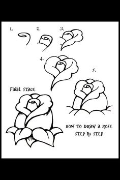 Some How To Draw :) #Various #Trusper #Tip