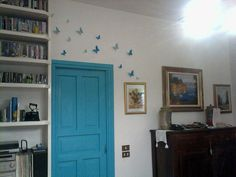 La nostra porta Blu
