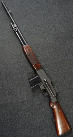 BAR M1918 Browning automatic #rifle (early type, # 260 367)