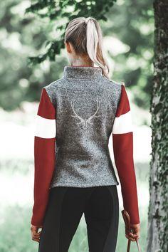 Men Sweater, Blazer, Sweaters, Fashion, Mandarin Collar, Gray, Jackets, Breien, Moda
