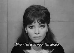 Alphaville (1965), dir. Jean-Luc Godard