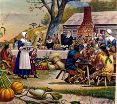 The First Thanksgiving: A Look at the Menu Food News