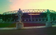 Derby di tensione Roma e Lazio all'Olimpico infiammate dalla paura!Alla fine è solo gioia per i giallorossi! Video gol. #roma #lazio #derby #capitolino #olimpico