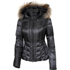 MeCo Erin Down Ski Jacket with Fur (Women's) | Peter Glenn
