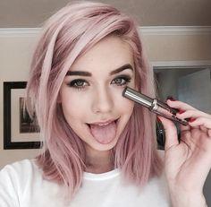 Perfect length makeupbymandy24