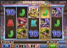 Získajte skvelé šance na výhru! http://www.hracie-automaty.com/hry/vyherne-automaty-grim-muerto #grimmuerto #hracieautomaty #hry #vyhra