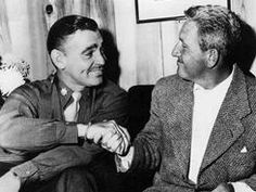 Clark Gable & Spencer Tracy
