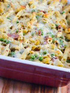 "<p><span style=""font-family: Arial, Helvetica, Tahoma, sans-serif; font-size: 14px; line-height: 21px;"">Cheesy Chicken Bacon Ranch Pasta combines lots of my favorite flavors, such as bacon and ranch, into a creamy, cheesy, comforting chicken and pasta baked casserole. It is a budget friendly, family friendly, and delicious. Get the recipe <strong><a href=""http://flavormosaic.com/cheesy-chicken-bacon-ranch-pasta/"" target&#x..."