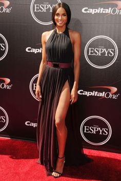 10 of the best dressed celebrities of the week, curated by our editor-at-large Derek Blasberg: Ciara.