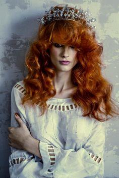 Have Redhead teen tiara think