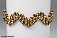 Twin Seed Bead Patterns | ... preciosa twin bead and with other types of czech preciosa seed beads o