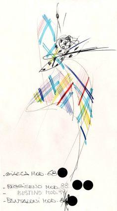 Fondazione Gianfranco Ferré / Collezioni / Donna / Alta Moda / 1988 / Primavera / Estate