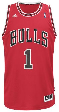 NBA Chicago Bulls Derrick Rose Swingman Jersey e32c41ca1