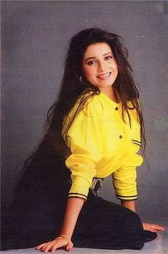 Former Indian actress and jewelery designer Neelam Kothari