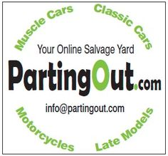 PartingOut.com - Cool Concept in Used Car Parts.