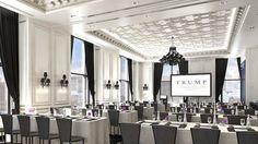 Grand Salon at Trump Toronto hotel