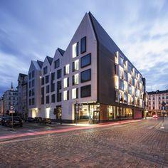 PURO Hotel / ASW Architekci Ankiersztajn Stankiewicz Wronski / ph: Fotoarchitektura Anna Gregorczyk