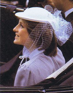 """On Thursday June 18th in 1981, Lady Diana Spencer attended """"Ladies Day"""" at Royal Ascot."""