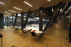 Zamet Centre,© Domagoj Blazevic + 3LHD
