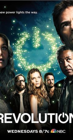 Created by Eric Kripke.  With Billy Burke, Tracy Spiridakos, Giancarlo Esposito, Zak Orth. Fifteen years after a permanent global blackout, a group of revolutionaries seeks to drive out an occupying force posing as the United States Government.