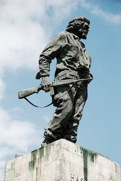 Che Guevara Monument, Santa Clara, Cuba by Wilson Lu, via Flickr