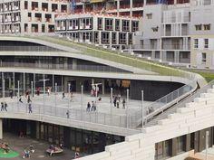 Galeria - Escola Primária para Ciências e Biodiversidade / Chartier Dalix Architectes - 2