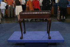 18th-Century New York Chippendale Tea Table  $60,000 Retail  –  $80,000 Retail