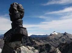 Pico Bolívar. Merida. Venezuela.