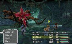 Ff9 screenshot bossbattle - Final Fantasy IX - Wikipedia, the free encyclopedia