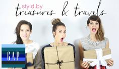 Styld.by Gap // Holidays with Treasures & Travels
