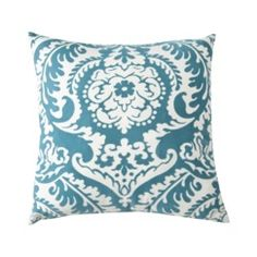 Target pillow in my current favorite decor color - Turquoise!