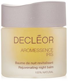Decleor Aromessence Iris Rejuvenating Night Balm 047 Fluid Ounce -- Learn more by visiting the image link.