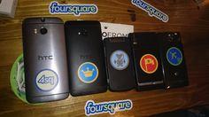 Foursquare phones