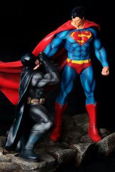 Batman vs Superman :(