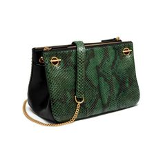 Mulberry - Winsley in Emerald Python