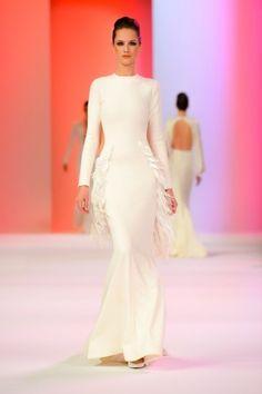 Wedding dress di St�phane Rolland