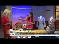 STYLE'N | Naina Singla - fashion stylist and style expert - Blog - TV Segment-Spring Fashion and Accessory Trends