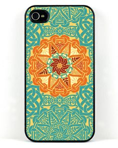 Renassiance Medallion iPhone Case