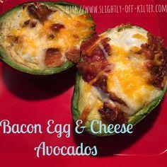 Bacon Egg & Cheese A