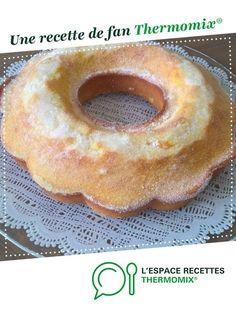 Gâteau ultra moelleux au citron par Mieumieu. Une recette de fan à retrouver dans la catégorie Pâtisseries sucrées sur www.espace-recettes.fr, de Thermomix®.