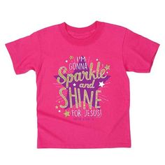 Sparkle and Shine Kids T-Shirt