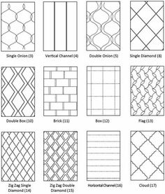 Best easy machine quilting patterns products IdeasYou can find Machine quilting designs and more on our website. Quilting Stitch Patterns, Modern Quilting Designs, Patchwork Quilt Patterns, Modern Quilt Patterns, Quilt Stitching, Quilt Patterns Free, Easy Patterns To Draw, Quilt Designs, Canvas Patterns