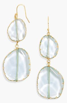 Boho drop earrings in #mint http://rstyle.me/n/i4jgdnyg6