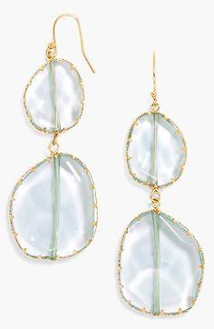 Boho drop earrings in #mint http://rstyle.me/n/i4jgdnyg6