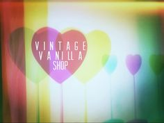http://vintagevanillashop.com  ❤  #Colors on clothing for happiness ❤