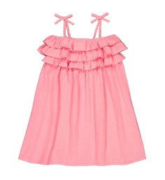 Robe Fines Bretelles Imprime 3 12 Ans La Galeries Lafayette Summer Dresses Fashion Love Fashion