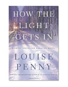 I love all Louise Penny's books--and this one is the best yet!  I was on the edge of my seat through the whole thing.  I can't wait for the next one!